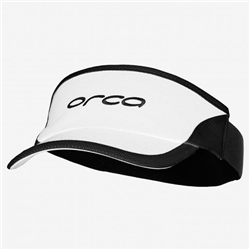 FLEXI FIT VISOR 00 WHITE/BLACK DVAY0003