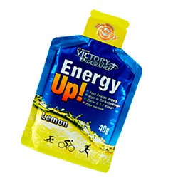 ENERGY UP GEL LEMON 40GRS WVE.123106