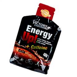 ENERGY UP GEL COLA 40GRS