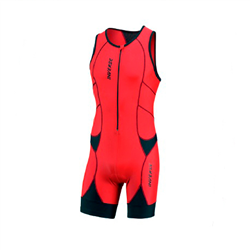 MONO TRIATLON BASIC ROJO-NEGRO 21532402