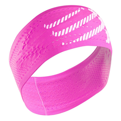 HEADBAND ON-OFF FLUO-ROSA HBP