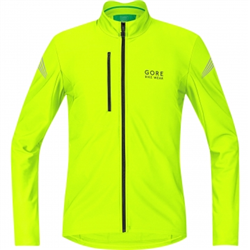 ELEMENT THERMO JERSEY NEON YELLOW SELETM0800