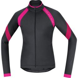 POWER LADY 2.0 THERMO JERSEY BLACK-MAGENTA KWPOWE9943