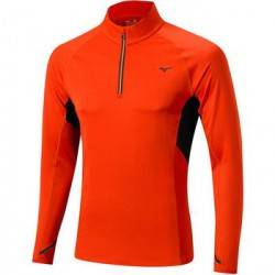WARMALITE TOP ORANGE-BLACK J2GC5503