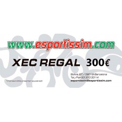 XEC REGAL DE 300 EUROS