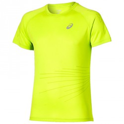 LITESHOW GRAPHIC TOP SS NEON LIME 1303430416