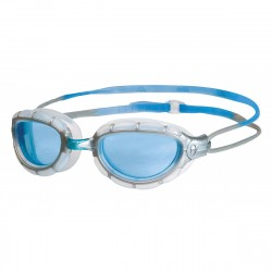 ZOGGS PREDATOR BLU-SILVER-CLEAR 305863