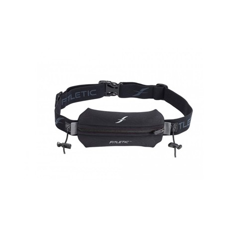 CINTURON FITLETIC NEOPRENO SINGLE RACE POUCH NEGRO N01R-01