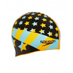 SLOGAN PRINT CAP 8-08385B397