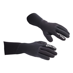 OPENWATER SWIM GLOVES BLACK GVBB