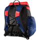 TYR ALLIANCE 30L BACKPACK NAVY-RED LATBP30404