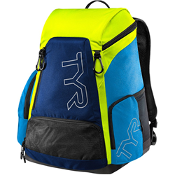 TYR ALLIANCE 30L BACKPACK BLUE-GREEN LATBP30487