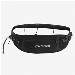 RACE BELT W-ZIP POCKET BK FVAG0001