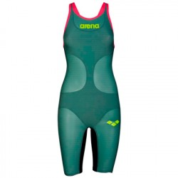 BAÑADOR 1P W PWSK CARBON AIR FBSLO DARK GREEN- FLU 1A646
