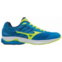 SHOE WAVE RIDER JNR DIRECTOIREBLUE-SAFETYYELLOW-PE K1GC1725