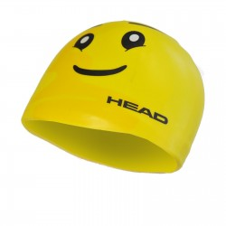 HEAD CAP SILICONE 455180 YELLOW