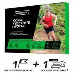 RUNNERBOX: CORRE Y ESCÁPATE 1 NOCHE