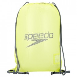 EQUIPMENT MESH BAG GREEN-GREY 35L 8-07407B693