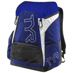 TYR ALLIANCE 45L BACKPACK BLUE-BLACK TBP45473