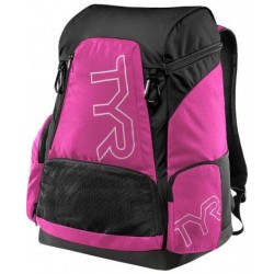 TYR ALLIANCE TEAM BACKPACK 45L PINK-BLACK TBP45694