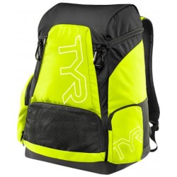 TYR ALLIANCE TEAM BACKPACK 45L FLUOR YELLOW-BLACK TBP45730