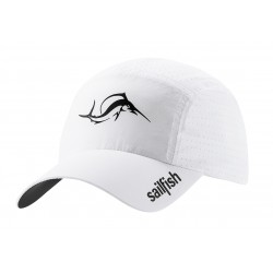 SAILFISH RUNNING CAP COOLING BLANCO 2483