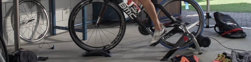Rodillos entreno de Ciclismo