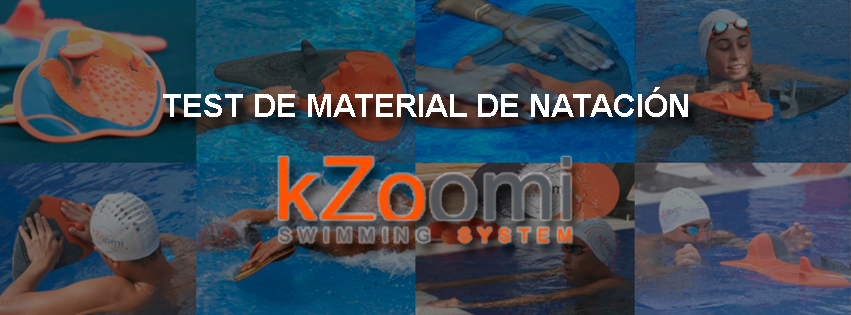 Test de material Kzoomi