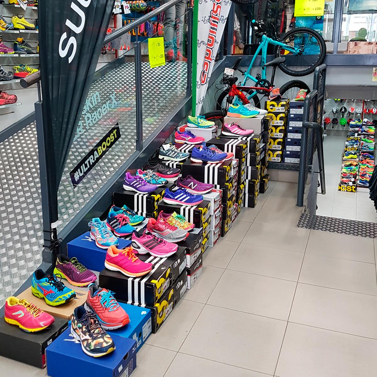 Zapatillas para running en Barcelona