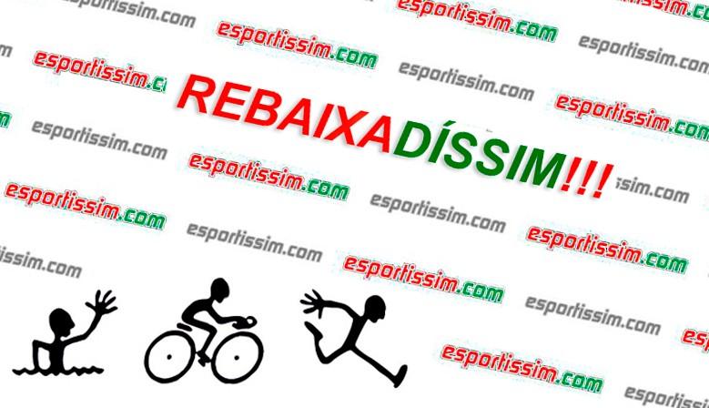 Rebaixes de triatló, running, ciclisme ...