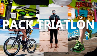 PACK DE TRIATLÓN 2016