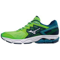 WAVE ULTIMA GREEN-SILVER-BLUE J1GC180903