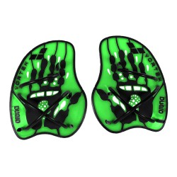 VORTEX HAND PADDLE ACID LIME- BLACK 95232 065