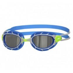ZOGGS PREDATOR JR GREEN-BLUE-MIRROR 301799