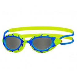 ZOGGS PREDATOR JR BLUE-LIME-SMOKE 308869