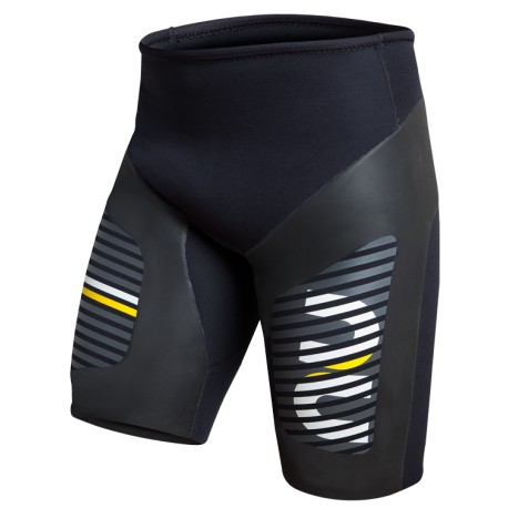 NU SWIMRUN SHORT CAIMAN