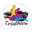 GORRO SILICONA SUEDE TRIATHLON FLUOR 9701998
