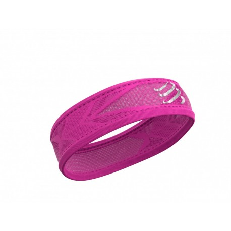 THIN HEADBAND ON-OFF FLUO PINK ONE SIZE HB01-FL3430