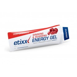 ETIXX GINSENG  GUARANA ENERGY GEL RED CURRANT-CHERRY 3107935