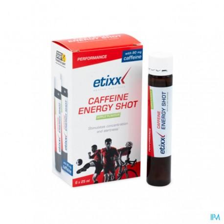 ETIXX CAFFEINE SHOT CAIXA 6u 3878071