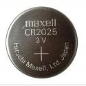 PILA BOTON LITIO SIGMA MAXELL CR 2025 3V 706084