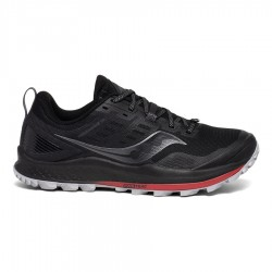 SAUCONY PEREGRINE 10 BLACK-RED S20556-20