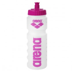 BOTELLA ARENA WATER BOTTLE CLEAR-PINK 1E347E013
