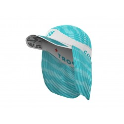 ICE CAP SUN SHADE WHITE BLUE CU00002B
