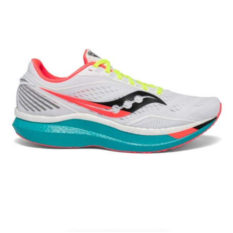 SAUCONY ENDORPHINE SPEED WHITE MUTANT S20597-10