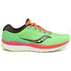 SAUCONY GUIDE 13 GREEN MUTANT S20548-10