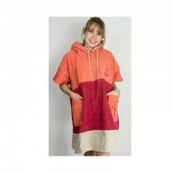 PONCHO ALGODON WAVE HAWAII S WH4012
