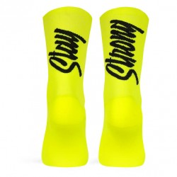 CALCETINES PACIFIC STAY STRONG YELLOW