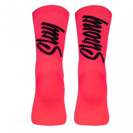 CALCETINES PACIFIC STAY STRONG CORAL