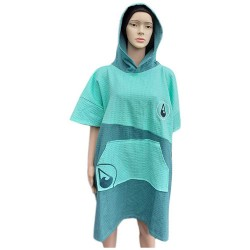 PONCHO ALGODON WAVE HAWAII TRAVELLER BREESE WH4018